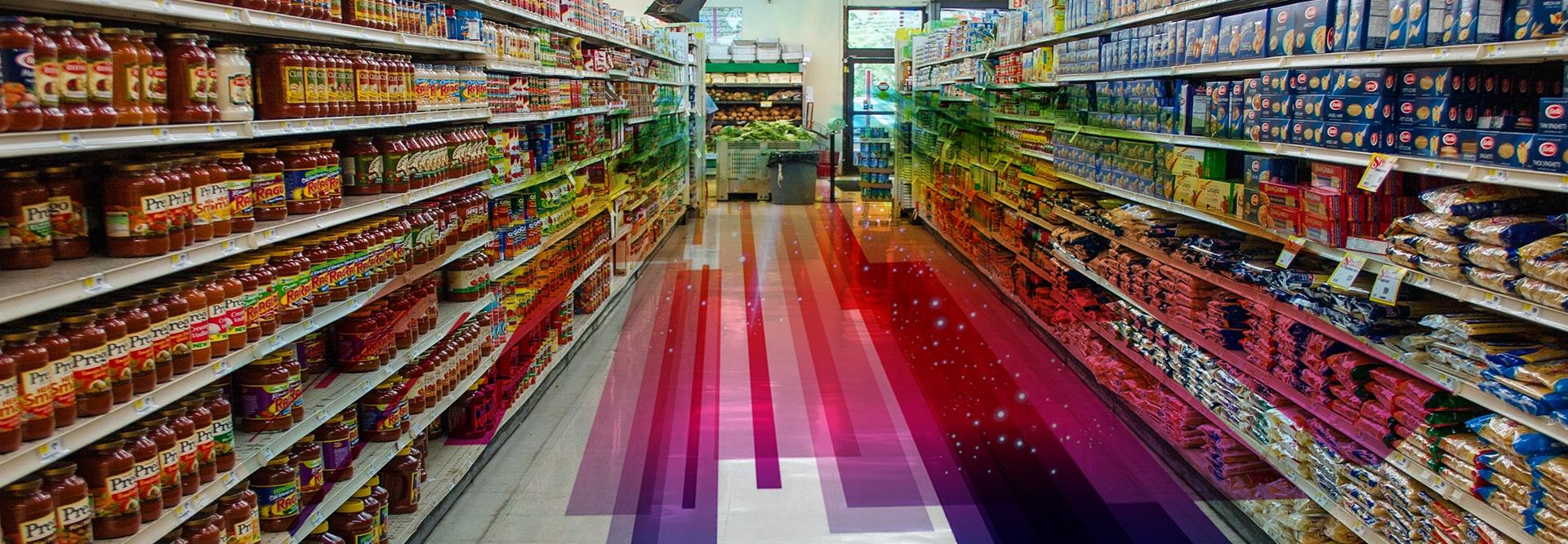Supermarkets chain