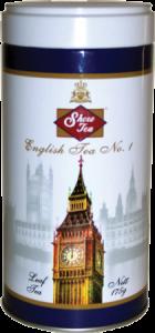 Սև թեյ «Շերի» Անգլիական թեյ №1