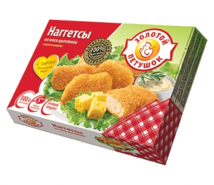Chicken Nuggets with cheese 300g