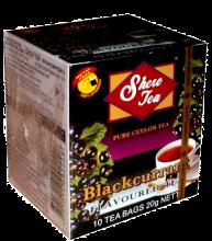 Սև թեյ «Շերի Սև հաղարջ» փաթեթներով 10*2