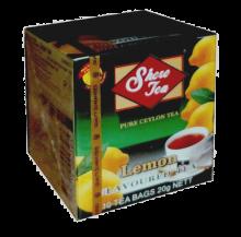 Սև թեյ «Շերի Կիտրոն» փաթեթներով 10*2գ