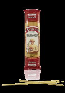 Вермишель №5 спагетти толстые