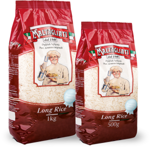 Long grain grinded rice 500g / 1kg