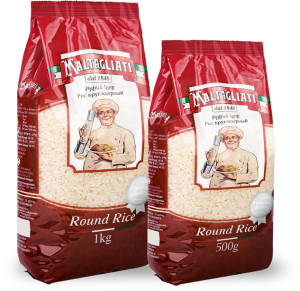 Рис круглозерный шлифованный  500г / 1 кг