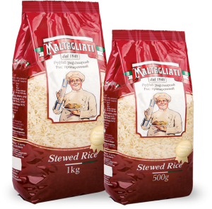 Steamed long grain rice  500g / 1kg