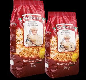 Broken peas 500g. /1kg