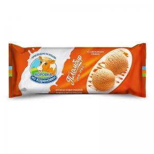 Ice Cream Creme brulee 400g