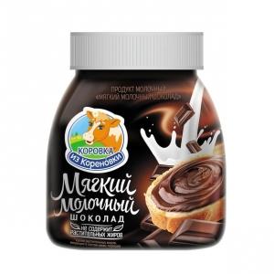 Փափուկ կաթնային շոկոլադ 15% 330 գ