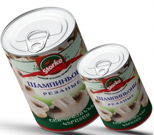 Champignons canned sliced 800g/400g