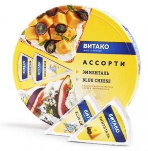Cream cheese assorted