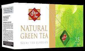 Шери - натуральный зеленый чай в пакетиках 2г * 25 шт.
