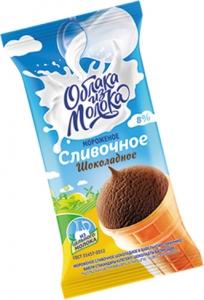 Սերուցքային շոկոլադային վաֆլե բաժակում 80գ