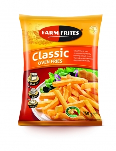 Classic Oven Fries 10mm 750g