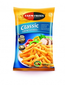 Classic French Fries 10mm 1000g