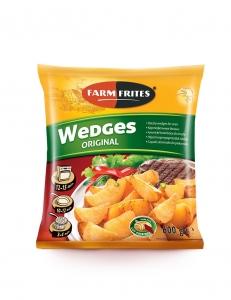 Wedges original 600g