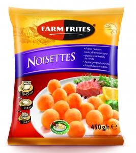 Картофельные шарики  450г