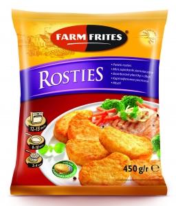Картофельные ростисы 450 г